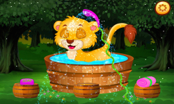 Baby Lion Salon screenshot 2/5