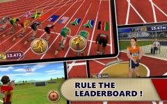 Athletics Summer Sports perfect screenshot 2/5