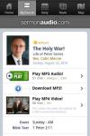 SermonAudio Android Edition screenshot 2/2
