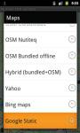 Nutiteq Offline Maps SDK demo screenshot 2/5