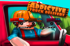 Addictive Truck Delivery Gold screenshot 4/5