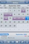 viJournal M screenshot 1/1