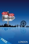 London Vouchers Free screenshot 1/1