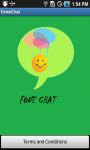 Fone Chat Multi Lingual App screenshot 1/6