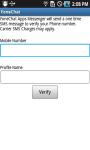 Fone Chat Multi Lingual App screenshot 2/6