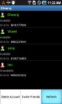 Fone Chat Multi Lingual App screenshot 3/6