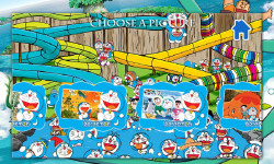 Doraemon Puzzle-Syuri Studio screenshot 3/4