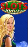 Slots Deluxe - Free screenshot 1/4