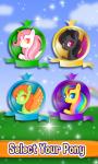 Little Pony Makeover Kids Game screenshot 2/4