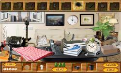 Free Hidden Object Games - Tangled Home screenshot 3/4