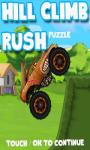 Hill Climb Rush- Free screenshot 1/3