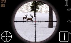 Hunting Animal Winter screenshot 1/6
