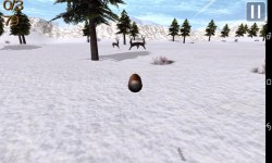 Hunting Animal Winter screenshot 2/6
