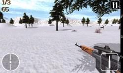 Hunting Animal Winter screenshot 3/6