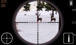 Hunting Animal Winter screenshot 4/6