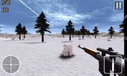 Hunting Animal Winter screenshot 5/6