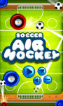 Soccer Air Hockey screenshot 1/5