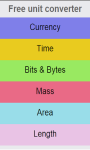 free multi unit converter screenshot 1/3