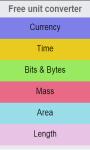 free multi unit converter screenshot 3/3