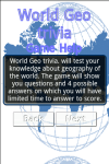 World Geo Trivia screenshot 2/3
