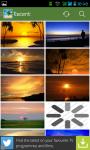 Beautiful Sun Set Wallpaper screenshot 1/1