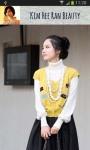 Kim Hee Ran Korean Fashion Beauty screenshot 3/6