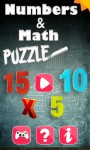 Numbers And Math Puzzle screenshot 1/6