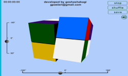 3D Rubiks Cube Android screenshot 2/3