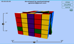 3D Rubiks Cube Android screenshot 3/3