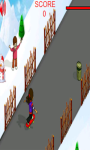 SnowBoarding Trail Stunts screenshot 2/3
