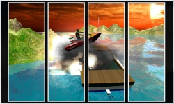 Jet ski Speed Boat King 3d screenshot 5/5