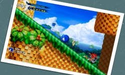 Super sonic the Hedgehog screenshot 1/5