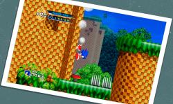 Super sonic the Hedgehog screenshot 2/5