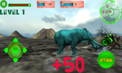 Angry Elephant Jungle Attack screenshot 1/4