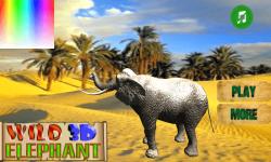 Angry Elephant Jungle Attack screenshot 2/4