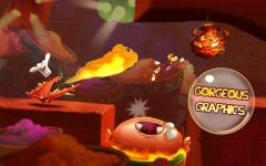 Rayman Fiesta Run final screenshot 1/6