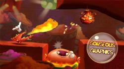 Rayman Fiesta Run final screenshot 3/6