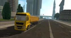 Truck Simulator City specific screenshot 3/6