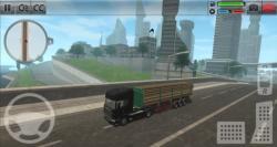 Truck Simulator City specific screenshot 4/6
