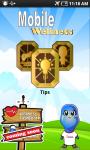 Mobile Wellness screenshot 1/5
