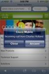 Cisco Mobile 8.1 screenshot 1/1