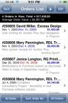 Sales Order Manager screenshot 1/1