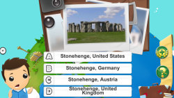 Geography Quiz Game 3D Free screenshot 4/6