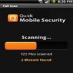 Quick heal Full version screenshot 1/1