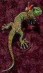 Hello Lizard Live Wallpaper screenshot 2/3