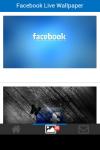 Facebook Live Wallpaper Free screenshot 3/5