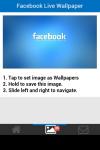 Facebook Live Wallpaper Free screenshot 4/5