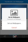 Facebook Live Wallpaper Free screenshot 5/5
