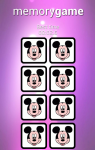 Mickey Mouse Memory Trainer Game screenshot 1/3