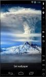 Volcanic View Live Wallpaper screenshot 1/2